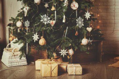 Enkel julerengjøring