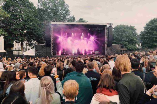 grønnere festivalopplevelse