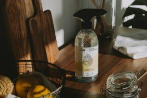 klar kjøkkenspray til god kjøkkenhygiene